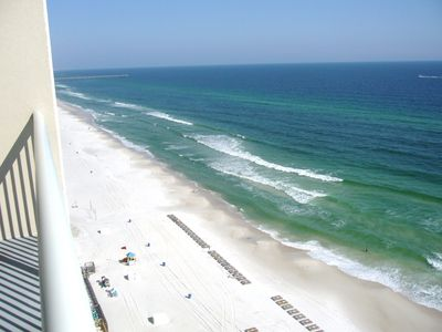 Photo for Luxury Beach Front Condo 2 1/2 BR/2 BA-Gorgeous Ocean Views from large balcony