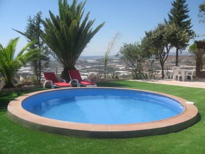 Photo for Cottage, pool, barbecue, beautiful views