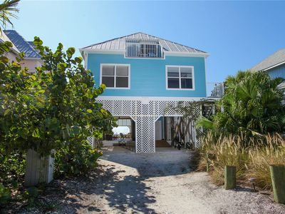 Photo for 4 Bedroom Beach front home!