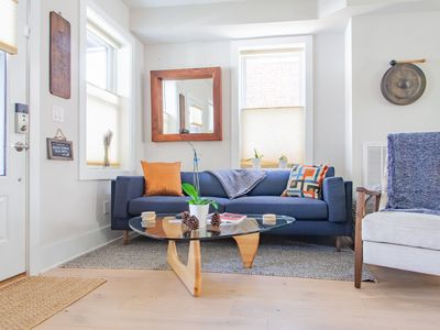 Photo for ✥ Suite Dreams on the Rox ✦ Parking! ✦ Privacy ✦ TAKOMA PARK Metro ✥