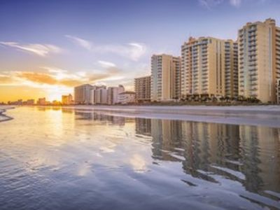 Photo for Ocean View Two Bedroom Condo
