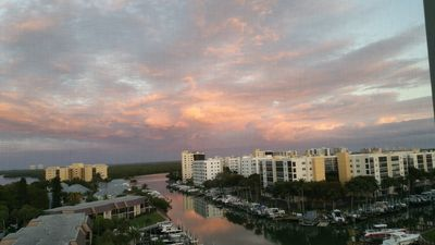 Photo for Best in Palm Harbor. 3 BR/2BA Penthouse 801E, 270 degree view