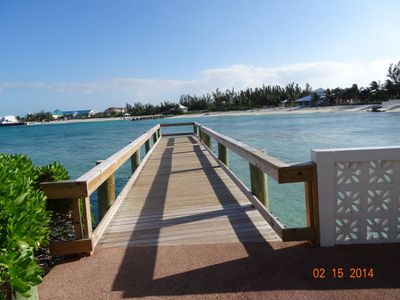 Photo for Cable Beach Beachfront Townhouse in Gated Community