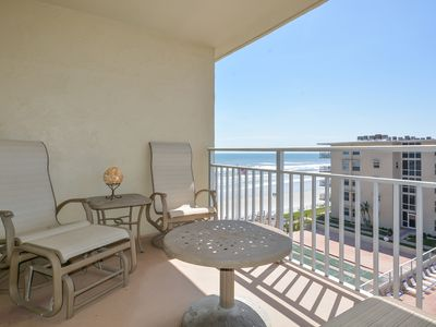Photo for Chic Top Floor Condo with Ocean Views! Recently Remodeled
