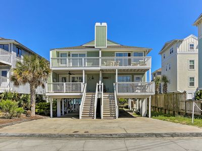 Photo for Condo w/ 2 Decks - Steps from Wrightsville Beach!