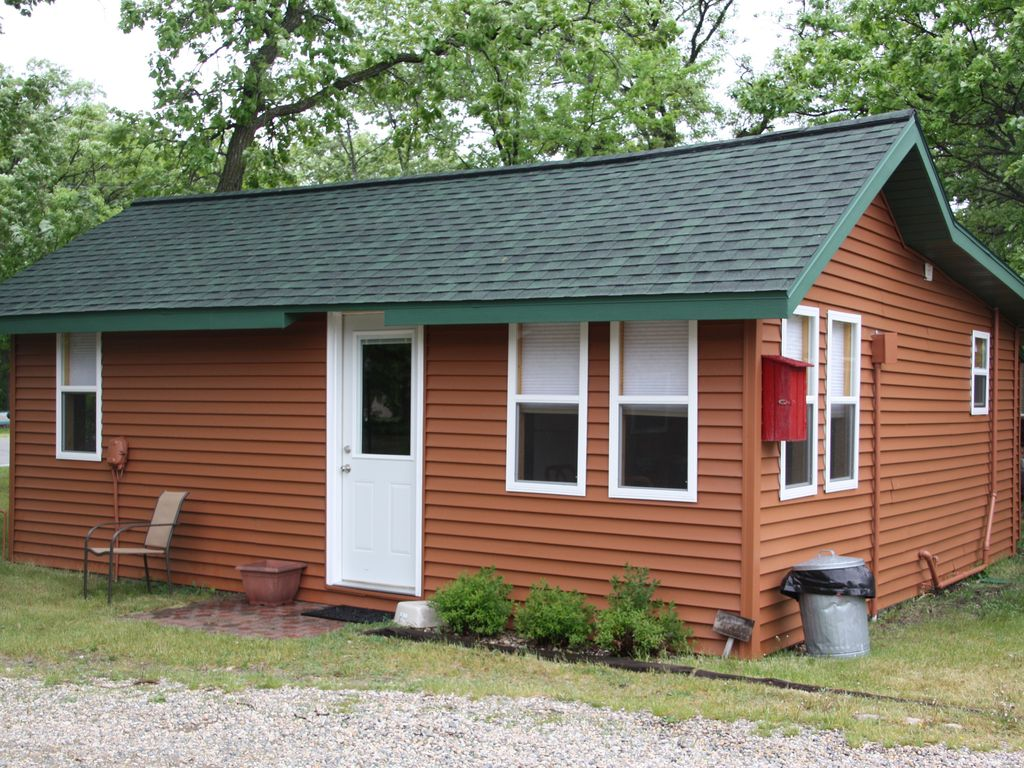 Cabin  4 at The Lodge on Otter Tail Lake  2 bedroom with lake. Two Bedroom Cabin on Otter Tail Lake   VRBO
