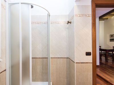 Photo for Apartment 1 m from the center of Rome with Internet, Air conditioning, Lift, Washing machine (118999)