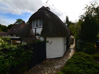 Photo for 17th Century Thatched Cottage 1 mile from Stratford Upon Avon