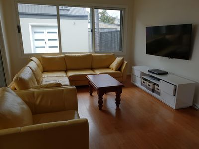 Photo for Modern Sydney House near Airport with foxtel, air conditioning & wifi
