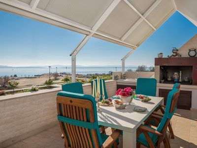 Photo for Sun Spalato Space - Apartment with balcony and sea view