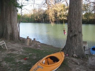 Photo for 3BR House Vacation Rental in Center Point, Texas
