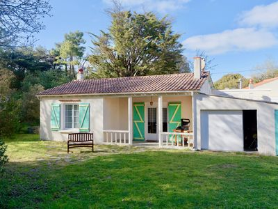Photo for Holidays house for 7 people in Saint-Hilaire-de-Riez