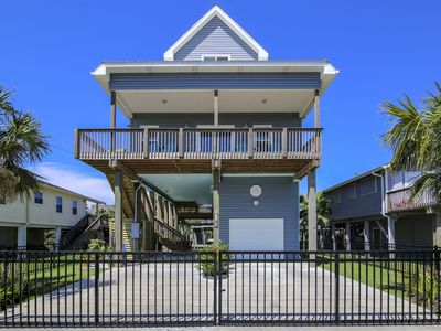 Photo for Sunset Included a 4 bedroom on a Canal in Jamaica Beach! $115 in Freebies!