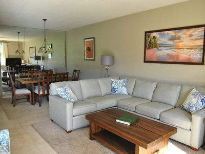 Photo for Remodeled 3 Bedroom In Grand Champions With Fairway And Volcano Views
