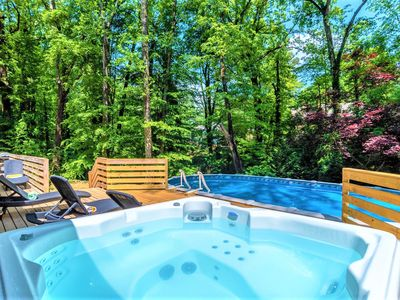 Photo for NEW Lovely Large Home*PrivatePool*HotTub*BBQ*Foosball-Close To Airport&Downtown