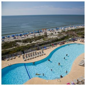 Ready for fun and sun at a wonderful resort in Myrtle Beach!