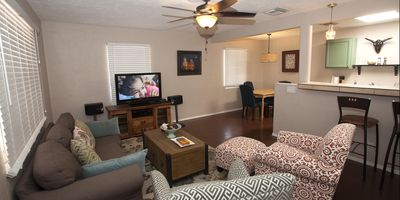 Photo for Casa Edison - Cozy, Charming, Comfortable 3BR House In Prime Central Location.