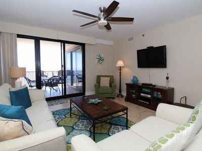 Photo for Broadmoor 803- Beach front - Available for Prime August Dates!