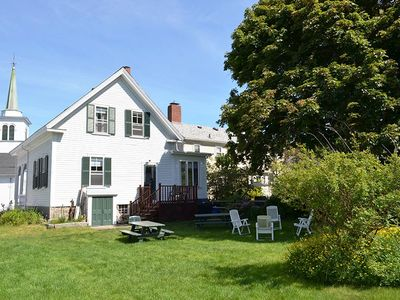 Photo for Rockport, MA 4 BR Near Beach & Shops w/ Spacious Backyard, Full Kitchen & More!
