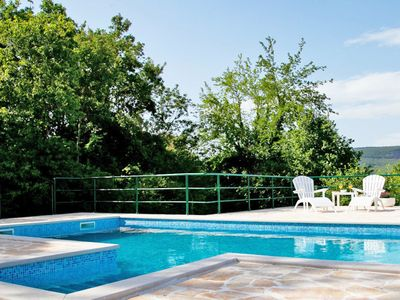 Photo for This 4-bedroom villa for up to 10 guests is located in Imotski and has a private swimming pool, air-