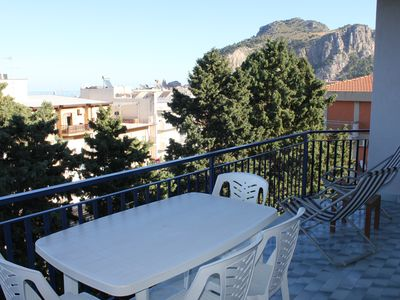 Photo for N ° 2 APARTMENT --- PANORAMIC VIEW - BEACH AT 300m ---