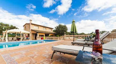 Photo for Playa de Palma area. House family friendly pool.