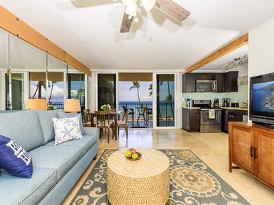 Photo for Hale Ono Loa 416, New Fall Specials! Breathtaking Views Penthouse, Turtle Beach!