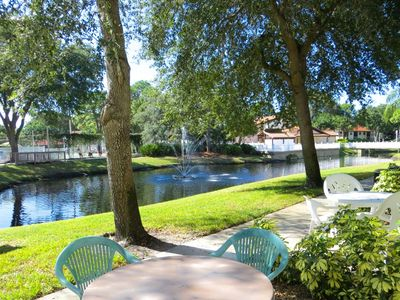 Photo for Lovely 2 BR / 2 BA condo in resort style community #4457