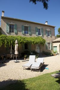 Photo for charming country house in the Luberon with swimming pool