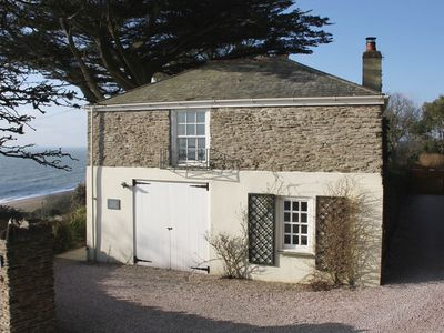 Photo for COACH HOUSE COTTAGE, family friendly in Strete, Ref 976169