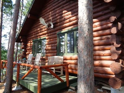 1br Cabin Vacation Rental In Burntside Lake Mn 83525