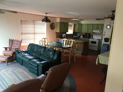Photo for Great fishing spot right on the water! SLEEPS 8-10! Close to Park!