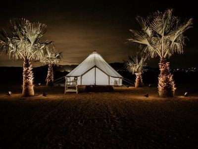 Photo for The Castle House: YURT Tent 1 | featured on HGTV