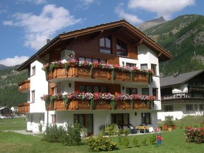 Photo for Apartment Antigua (SGF5050)  in Saas - Grund, Valais - 4 persons, 2 bedrooms