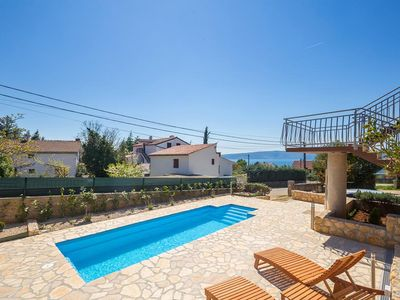 Photo for New modern holiday house - full privacy, quiet area, pool, terrace, barbecue, fenced yard