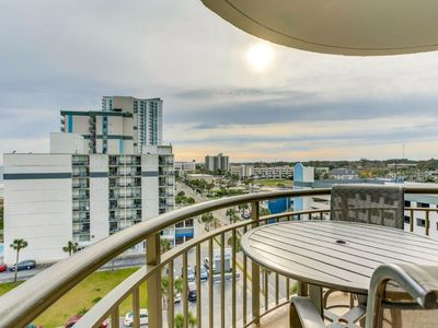 Photo for Meridian Plaza 807 in Myrtle Beach