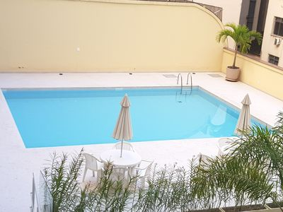 Photo for Ample and Comfortable, near Copacabana beach - w / garage