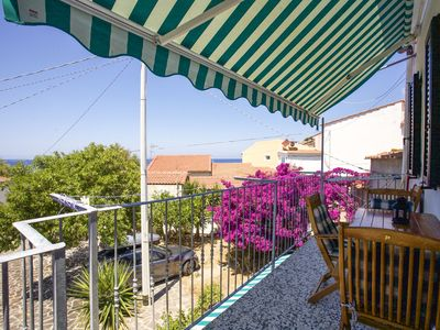 Photo for Four-room Il Marino near the beach of Pomonte