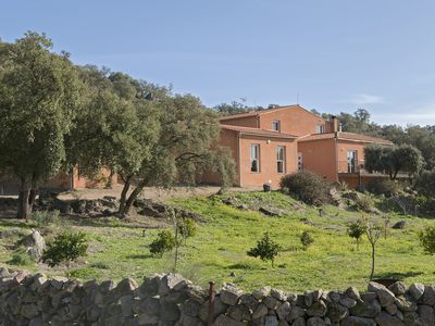 Photo for Four person bungalow in the Spanish countryside, unique for nature lovers.