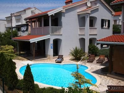 Photo for Apartment Rab for 2 - 4 people with 1 bedroom - Holiday