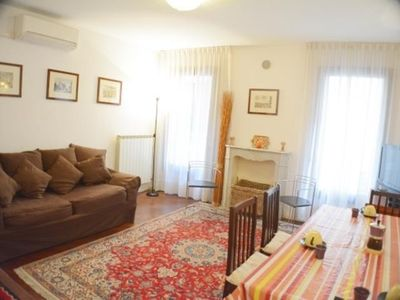 Photo for Apartment in the center of Venice with Internet, Air conditioning, Washing machine (359837)