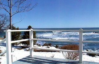 Photo for Oceanfront Carriage House Apt. w/ Spectacular Views