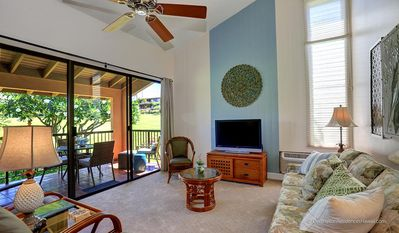Photo for Lush garden home in Wailea- recently updated!