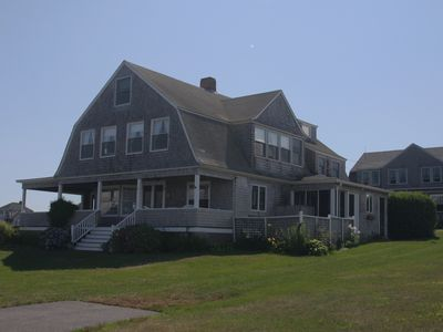 Photo for Large Summer Family Home Overlooking Buzzards Bay and the Elizabeth Islands