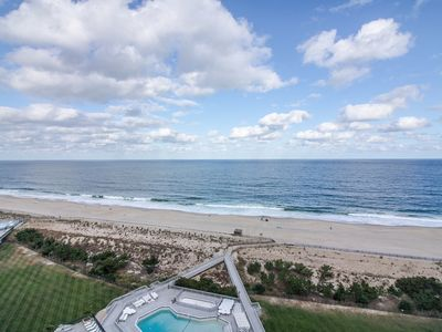 Photo for 1503S: Panoramic Ocean Views! 2BR Sea Colony Oceanfront Penthouse Condo!