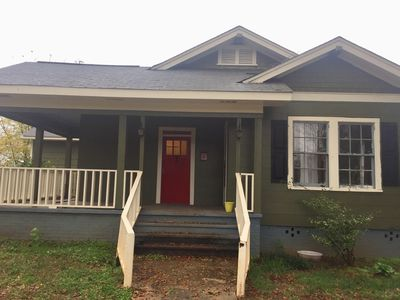 Photo for 3/2 home with pool table!  Close to I-85 and Spartanburg Regional Hospital.