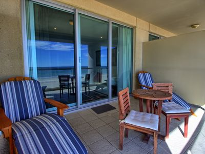 Photo for Deluxe Ocean View Apartment w/private balcony