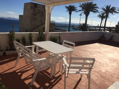 Photo for Attic apartment for 4 people in Tarifa