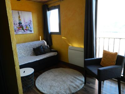 Photo for 2 room apartment 4 people center-station - 2 room flat 4 people