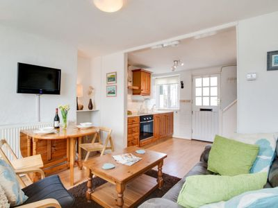 Photo for Vacation home Seaview in Looe - 2 persons, 1 bedrooms
